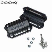 Peças modificadas Adapta R1200GS LC F700GS F800GS Proteção de Engine Bumper Bloco Decorativo Instalação de desmeter 25mm