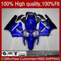 Injection für Kawasaki ZX1200 glänzend blau ZX 12R 1200cc ZX12R 02 03 04 05 06 52HC.9 ZX 12 R ZX12R 2002 2003 2004 2005 2006 OEM Fairings