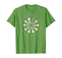 Game Darts Cool Tee Board Hobby Goal Arrow Aim Gifts T Shirt