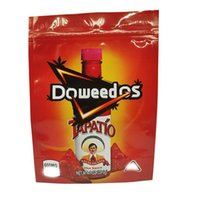 Yüksek Kaliteli Mylar Çanta 600 mg Doweedos Doritos Ruffles Cheetos Chip Snack Çanta Koku Geçirmez Stand Up Kılıfı Çerezler Çanta