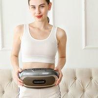 Massager Cintura y abdomen Instrumento de masaje con amasado Fisioterapia Gastrointestinal Peristalsis Bian Shi Automático