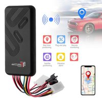 Car GPS & Accessories Tracker Universal GSM GPRS Anti-theft Alarm Real-time Locator Vehicle For Automobiles Motorcycles Trucks