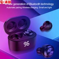 2021 Новый Bluetooth 5.0 A6 TW TWS Taxable Bluetable Bluetooth-гарнитура HiFi стереоминовые мини-наушники для Shaomi Airdots Dropshipping
