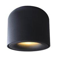Nuevo proyector LED Lámpara de ahorro de energía de la lámpara de ahorro de energía Montaje nórdico estilo multicolor CREE CREE CHIPS HOGAR COMERCIAL DE DROP ENVIO