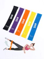 Resistance Bands CrazyFoxs Loop Workout Booty Band For Legs BuExercise Home Gym Crossfit Equipment 100% Nature Latex