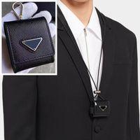 Marque de mode Luxurys Coin Purses Mini porte-clés Porte-cartes de visite