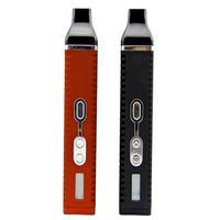 Atacado Titan1 Titan2 Seco Herb Vaporizador Pen Herbal Vaporizador Hebe Cigarro Eletrônico Kit Vaporizador Mod Kit 2200mAh Vapor E Charuto