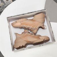 Dantel Yeni Rahat 35-40 Luxe Unisex Ayakkabı 2021 Neopren Sneakers Tutkal PVC Şeffaf D-Connect Blok Kadın Boyutu Bjtak