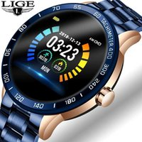 Mens 'Uhren Mode Smart Sportuhr Männer Bluetooth Uhren Digital Electronic Armbanduhr Für Männer Uhr Männliche Armbanduhr Frauen 201204
