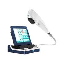 새로운 휴대용 9D HIFU 초음파 얼굴 리프트 HIFU 주름 제거 장치 강도 집중 초음파 미용 장비 무료 배송