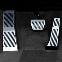 ل BMW 5 6 7 Series X3 X4 F25 F26 Z4 E85 F07 F08 F10 F11 F18 F06 F12 F13 F02 F02 F03 غاز الوقود الفرامل مسند دواسة لوحة