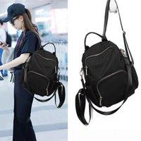 Anti Theft Oxford Ткань рюкзак для женщин 2020 Новый Корейский модный модный рюкзак