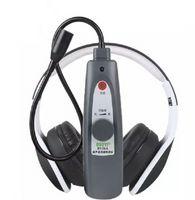 Duoyi Dy26a Ultradźwiękowy Detektor Detektor Narzędzie Gazowe Wyciek Ciśnienie próżniowe Sondy próżniowe Ultradźwiękowy Nadajnik Detektor Stetoskop