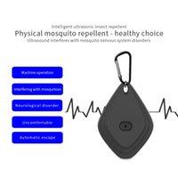 Killer per insetti per zanzare portatile per zanzara ad ultrasuoni con usb ricaricabile campeggio all'aperto carrendo zanzare repellente LLE7302