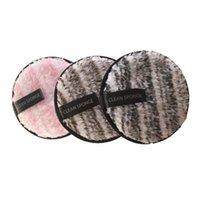 Sponges, Applicators & Cotton Velour Satin Makeup Cosmetics Facial Body Powder Air Cushion Puffs With Ribbon Round Blending S