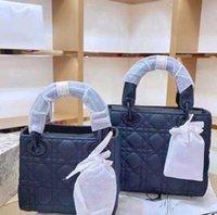 2020 مصمم حقائب فاخرة حقائب نسائية حقيبة الكتف جلد طبيعي مع النسيج houndstooth crossbodybagnag حقيبة يد حقيبة عالية الجودة