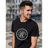 19s famosos t-shirts homens de alta qualidade homens e mulheres casuais amantes de mangas curtas homens camisetas fabricante de venda direta 6 cores