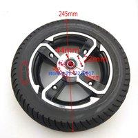 오토바이 바퀴 타이어 내구성이없는 10 인치 솔리드 타이어 10x2.50 Soild Wheel Tire DIY 10x2 / 2.125 10x2.50Wheel 전기 스쿠터