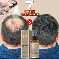 Purc New Hair Crescimento Spray rápido Crescer Cabelo De Cabelo De Cabelo De Perda Prevenindo Perda 30ml Crescimento Spray para Homem