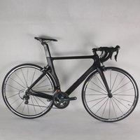 20 Скорость Aero Design BB86 Углеродное волокно 700C Дорожный велосипед Полный велосипед TT-X2 с 4700 GUIDSSET и R7000 Front Derailleur