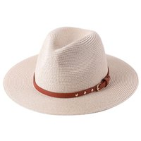 دلو قبعة المرأة كاب للرجال الصيف القش حماية الشمس القبعات واسعة بريم إمرأة خمر الحماية الأزياء القش قنبي