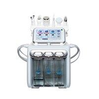 Cristal microdermabrasion poudre de beauté salon équipements électriques oxygène eau jet de jet de peau pelage pelage solution nubway