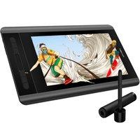 XP-Pen-Künstler 12 Grafik-Tablet-Tablet-Zeichnungsmonitor 1920 x 1080 HD-IPS mit Tastenkombinationen und Touchpad (+ P06)