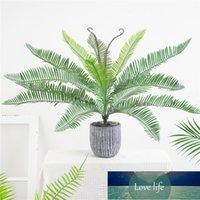 65 cm Piante artificiali Palm Bouquet di Palm per matrimoni, Festa Feccia Piante Casa Giardino Domestico Indoor Greenery Decorazione tavola pianta