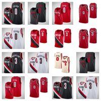 Basketball Jersey0 Damian Lillard3 CJ McCollumbasketball Jersey