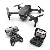 R16 4K Doppia fotocamera WiFi FPV Beginner mini Pieghevole Drone Drone Toy Giocattolo, Altitudine Hold, Gesture Take Photo, Quadcopter, Regalo per bambini di Natale, 2-2
