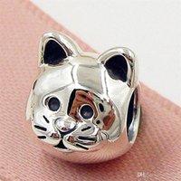 925 Новые подходящие браслеты Charm Braaclets европейские серебряные любопытные украшения 100% бусины осенью стерлингов Pandora Cat 2021 ожерелье RMXFF
