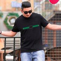 Tasarımcı Z8OLT-Shirt Lüks Yeni Marka Tasarımcısı Kısa Kollu Moda Baskılı Casual Açık Giysileri Tops 2020 Yaz 6 Renkler S-5XL