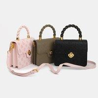 Evening Bags Top Quality 2021 Fashion Leather Embossed Composite Handbag Designer Crossbody Shoulder Bag For Women Cc