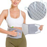 Vita regolabile Tourmaline Auto Riscaldamento Terapia magnetica Indietro Vita di supporto per la vita Brace Brace Lombar Brace Band Massaggio M L XL XXL