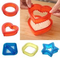 Baking & Pastry Tools SandWich Cutter And For Kids Lunch Sandwiches Maker Breakfast Making Mold