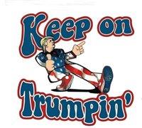 New2021 USA Präsident-Kampagnen-Aufkleber-Brief-Brief auf Trumpin United States Donald Trump Paster-Auto-Stoßfänger-Abziehbilder 10 Stück CCA6840