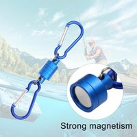 Cords, Slings And Webbing Outdoor Fishing Mountaineering Portable Release Lanyard Clip Magnetic Carabiner