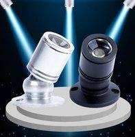 LED-Strahler Einbaukabinett Mini-Spot-Licht 110V 220V Downlight-Schmuck-Show enthalten LED-Treiber 4000K Deckenleuchte-Lampe