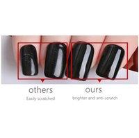 Linikan High Performance Top Parten Super Shine Долговечное замочить УФ-гель для ногтей Польское глянцевое верхнее пальто