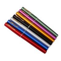 Мини портативная ручка рыболовное удочку алюминиевый сплав цвет льда удочка детские подарки карманные рыболовные стержня прядильная приманка литье 155 х2