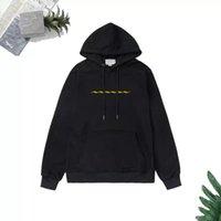 Herren Damen Baumwolle Plus Fleece Hoodie Herbst und Winter Gedruckt Brief Sweatershirt Luxus Top Mode Hohe Qualität Lose Kleidung Trend Designer Pullover