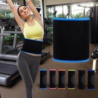 Taille professionnelle Taille de sport Sports Gym Sweat Sweatness Ceinture Premium Taille Premium Suivre Lumbare Sweat Sweat Noir Néoprène pour femmes