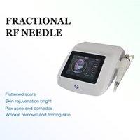 CE aprovado microneedling máquina fracionária RF / Remoção de rugas Apertação de pele fracionária de RF / RF máquina de aperto da pele