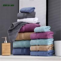 3 stücke100% baumwolle dick 70 * 140 badtuch set handgesicht hochwertige terry weiche groß für home hotel bad erwachsene geschenk handtuch