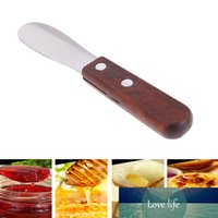 1 x Sandviç serpme tereyağı bıçağı kazıyıcı peynir dilimleyici paslanmaz çelik spatula