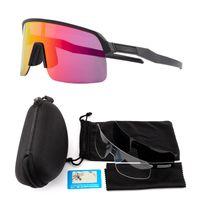 Nuevos gafas de ciclismo deportes polarizados en bicicleta al aire libre ciclismo gafas de sol mujeres hombres ciclismo gafas al por mayor UV400 Gafas de bicicletas