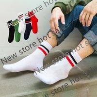 Doiaeskv Cotton Men's Socks Fashion New Casual Breathable Active High Quality Men Solid Long Eu 39-44