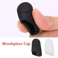 Rubber Mouthpiece Cap Clarinet Saxophone Protective Cover for Alto Tenor Mouth Woodwind Instrument Parts Protector
