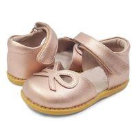 100% Tipsietoes Top Brand Мягкий кожаный лук летом Новые мальчики и девочки Детская пляжная обувь Детские спортивные сандалии моды Sandali J1211