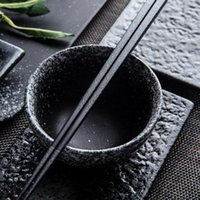 Chopsticks 2 Pairs Of Alloy Japanese Tableware Non-slip Pointed High-end Restaurant Personalized Set